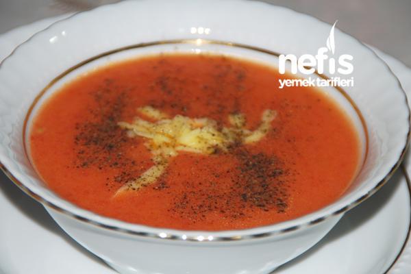 Domates Çorbası - Nefis Yemek Tarifleri