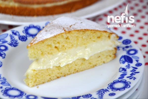 Alman Pastası Tarifi – Kakaolu Alman Pastası Tarifi