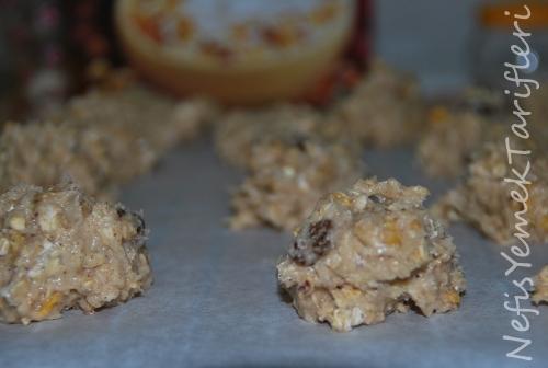 Müslili Kurabiye Tarifi, kurabiye tarifleri