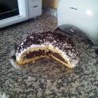 Fıstıklı Köstebek Pasta fotoğrafı - Fatma Eren