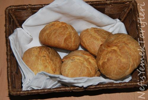 Ev Yapımı Küçük Ekmek Tarifi
