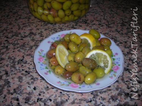 Kırma Zeytin Tarifi, Kahvaltılık Tarifler