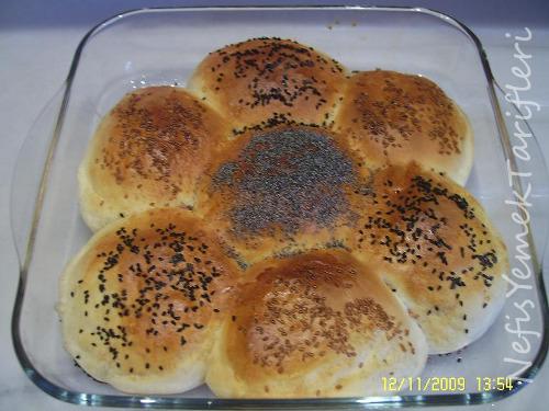 Baharatlı Çiçek Ekmek Tarifi 64