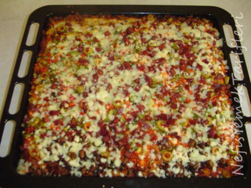 ev yapimi pizza ile ilgili görsel sonucu