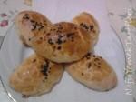 Mahlepli Çeşnili Peynirli Poğaça Tarifi