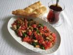 Sürk(Çökelek Kurutması) Yapımı ve Salatası Tarifi