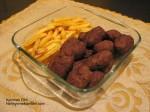 Kuru Köfte (Patates Kızartması İle) Tarifi