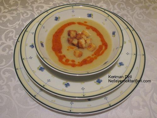 Mercimek Çorbası(Süzme) Tarifi