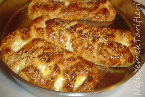 Şerit Börek Tarifi