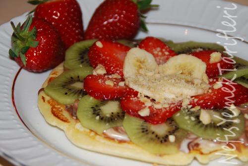 Waffle Tarifi - Nefis Yemek Tarifleri