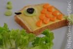 Çocuklara Eğlenceli Kahvaltı Tarifi