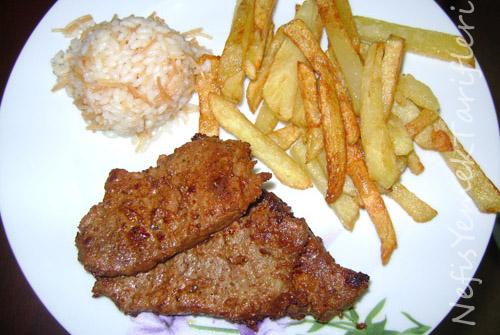 Biftek Kızartma Tarifi