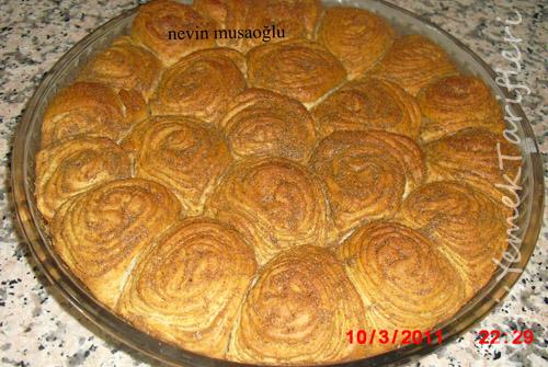 Haşhaşlı Çörek 3 Tarifi
