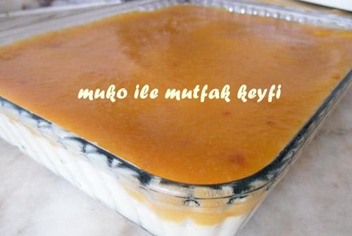 Şeftali Soslu Tavuk Göğsü Tarifi