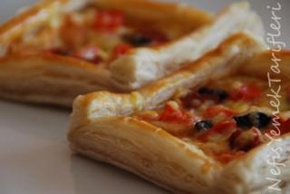 Milföylü Kolay Pizza Tarifi