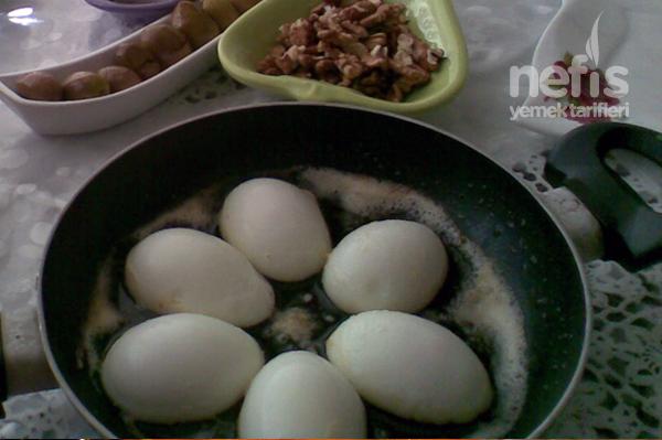 Yumurta Kapama (Höşmerin) Tarifi