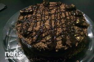 Çikolatalı Muzlu Kolay Pasta Tarifi