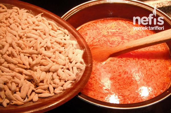 oğmaç çorbası tarifi yapılışı 5