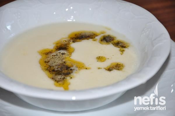 Unlu Yoğurt Çorbası Tarifi