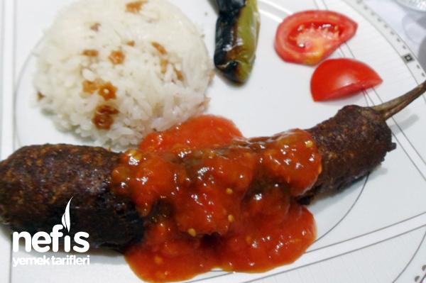 Köfte Mantolu Patlıcan Yemeği (Patlıcan Kebabı) Tarifi