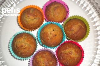 Cevizli Muffin Tarifi