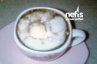 Dondurmalı Türk Kahvesi Tarifi