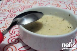 Yoğurtlu Çorba (Bebekler için) Tarifi