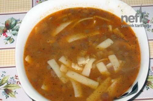 Çiğ yeşil çorba nasıl yapılır