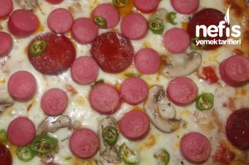 Gt hamurişi tarifleri gt pizza tarifleri gt ev yapımı pizza tarifi