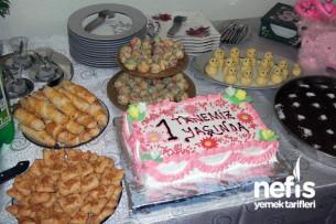 Belinay'ın Doğum Günü Menüsü Tarifi