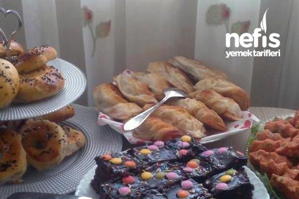Derya Hanım'ın Çay Saati Menüsü Tarifi