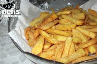 Çıtır Patates Tarifi