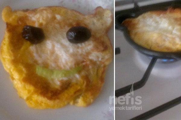 Çocuklar İçin Omlet