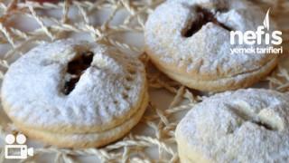 elmalı kurabiye videosu