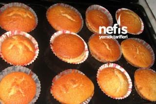 Haşhaşlı Portakallı Muffin Tarifi