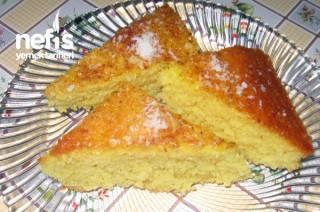 Portakal sulu İrmikli Kek Tarifi
