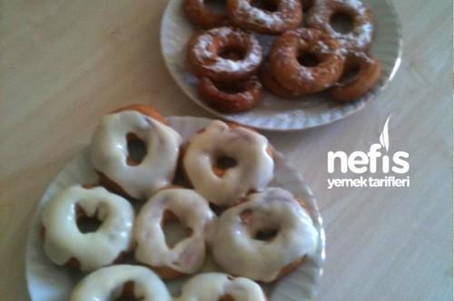 Yağda Kızarmış Donut Tarifi