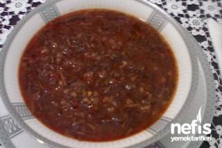 Madımak Çorbası Tarifi