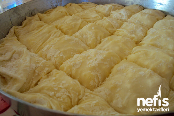 Peynirli El Açması Börek 1