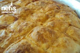 Peynirli El Açması Börek Tarifi