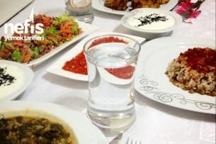 Akşam Yemeği Menüsü 6 Tarifi