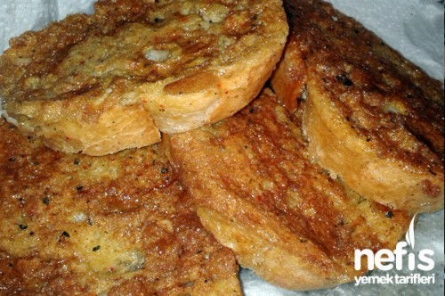 Baharatlı Çiçek Ekmek Tarifi 9