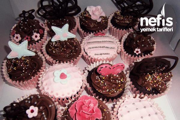 Cupcake Yapımı Tarifi