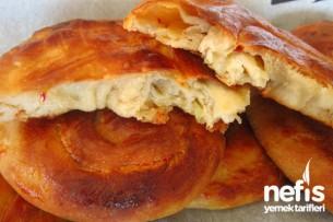 Fırında Patatesli Katmer Börek Tarifi