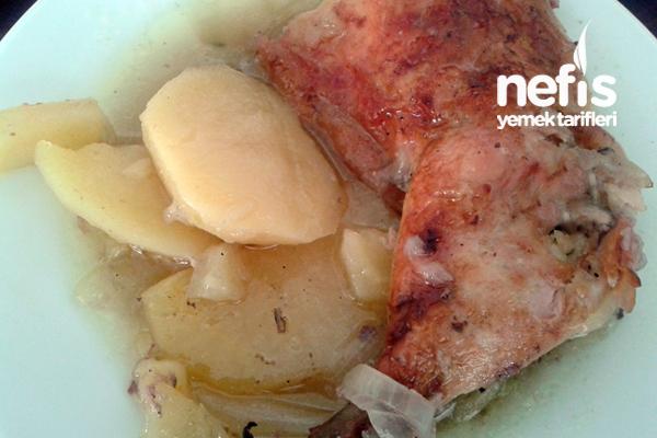 Fırında Tavuk Piliç Tarifi