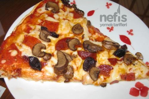 Karışık Pizza Yapımı Videosu