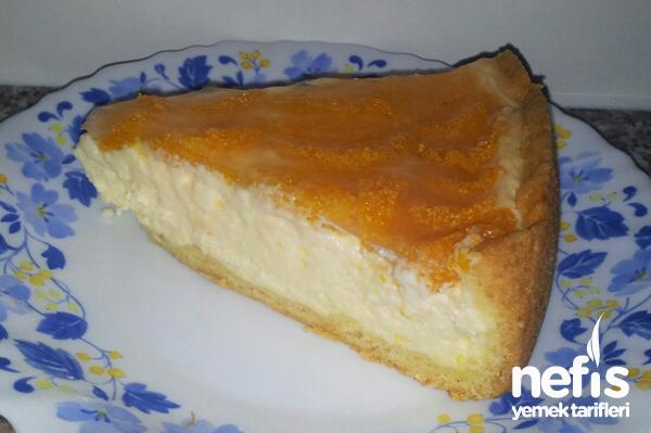 Mandalinali Pasta Tarifi