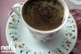 Orta Şekerli Türk Kahvesi Tarifi