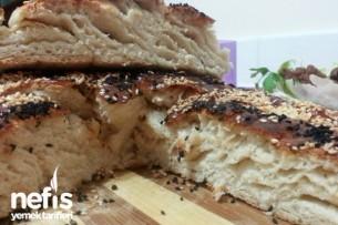Özbek Ekmeği (Nân) Tarifi