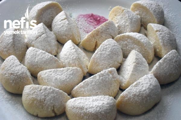 Krem şanti kurabiye